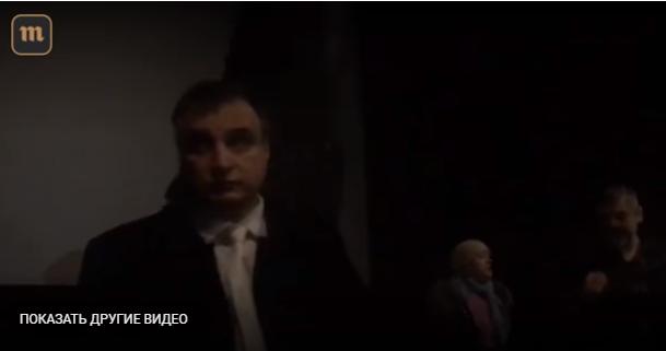 На «Артдокфесте» неизвестные сорвали показ фильма овойне вДонбассе