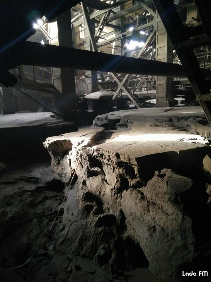 Крупная авария на Ладыжинской ТЭС: сгорел энергоблок с электрофильтрами - фото 2