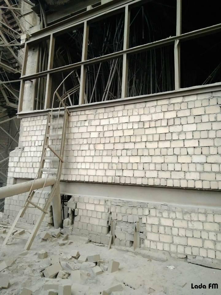 Крупная авария на Ладыжинской ТЭС: сгорел энергоблок с электрофильтрами - фото 3