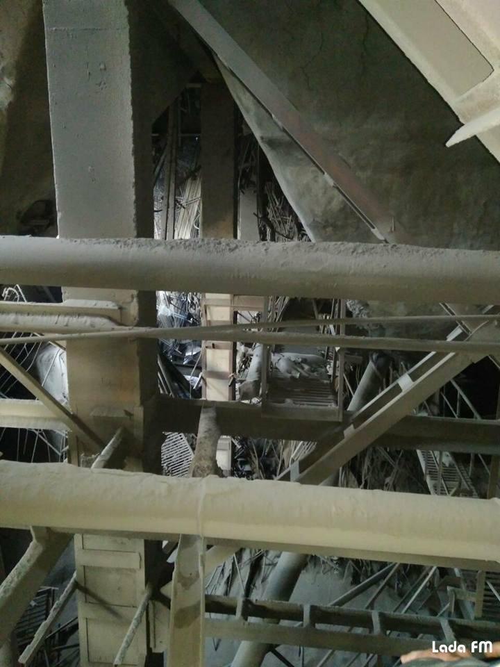 Крупная авария на Ладыжинской ТЭС: сгорел энергоблок с электрофильтрами - фото 4