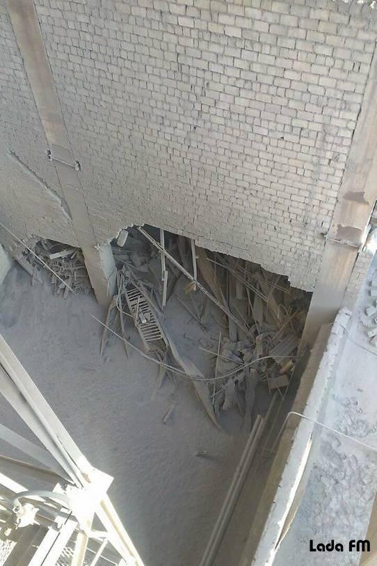 Крупная авария на Ладыжинской ТЭС: сгорел энергоблок с электрофильтрами - фото 5
