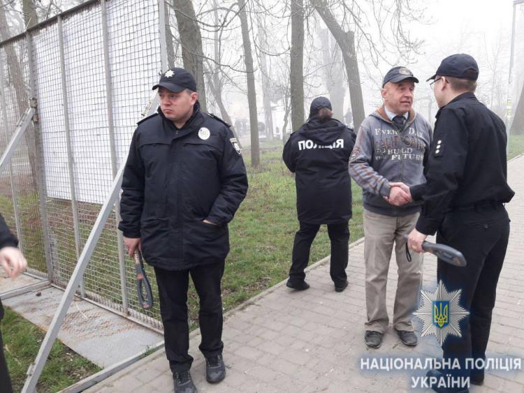 День освобождения Одессы: вгороде усилили меры безопасности