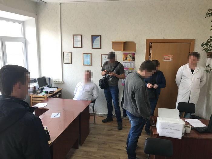 ВКиеве задержали предпринимателя, пытавшегося подкупить депутата КГГА за $24 тысячи