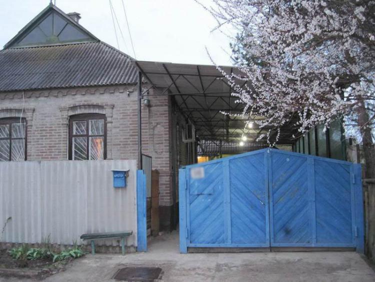 ВКраматорске водворе частного дома взорвалась граната