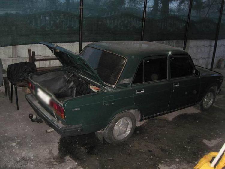 ВКраматорске водворе жилого дома произошел взрыв