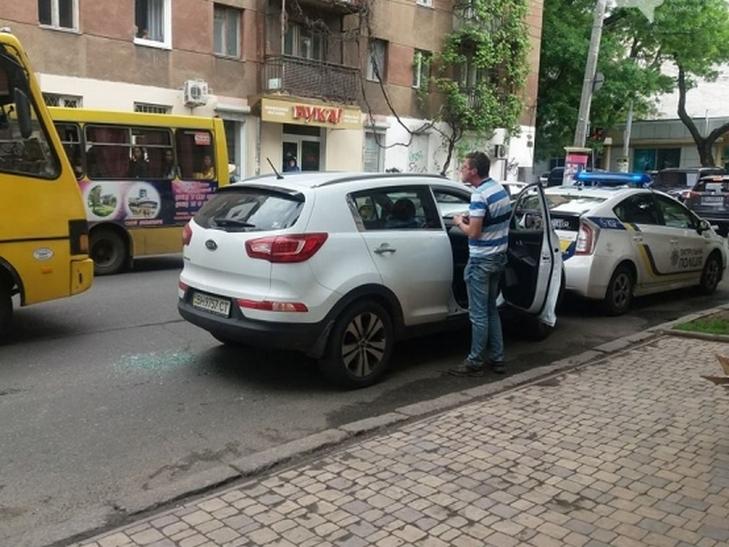 ВОдессе задержали «представителей группировки»— Стрельба наМолдаванке