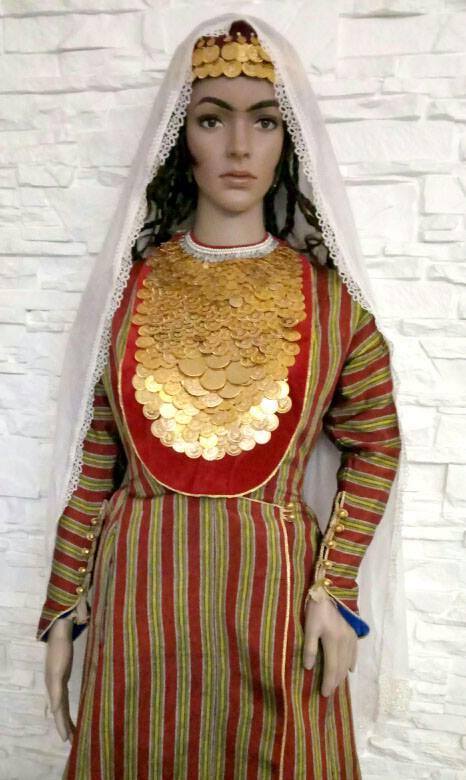 одяг татарьскої жінки