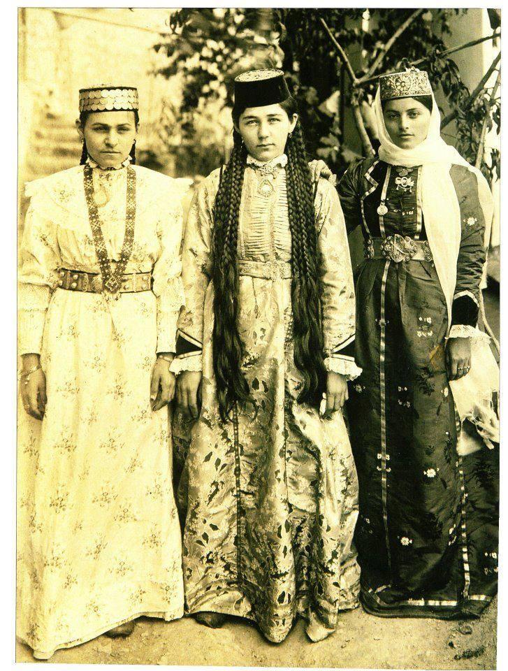національний одяг кримьских татар