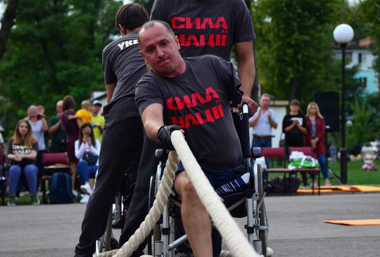 Інвалідний візок не вирок: Харківська IT-компанія підтримала соціальний проект